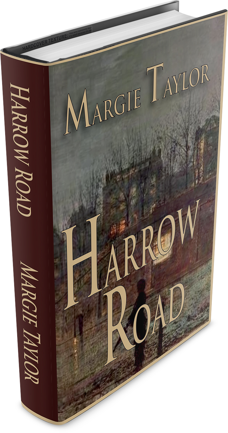 Harrow Road book cover