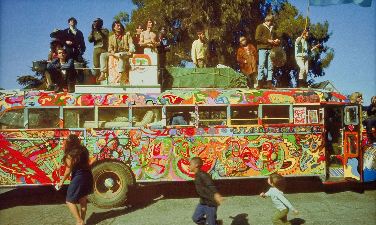 The Merry Prankster bus