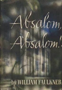 Absalom, Absalom! book cover
