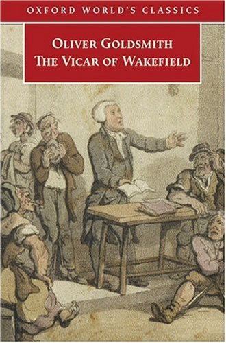 Vicar of Wakefield cover