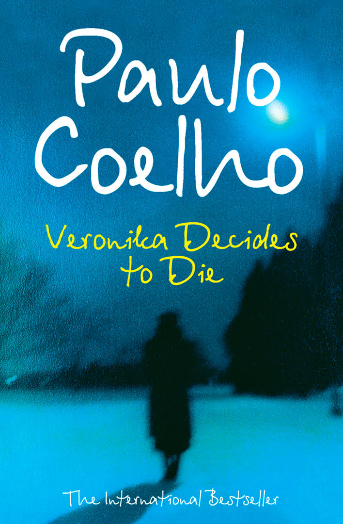 Veronika decides to die book cover
