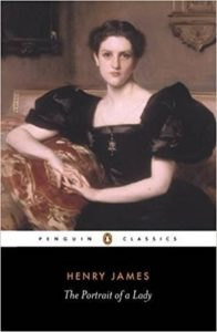 Portrait of a Lady book cover