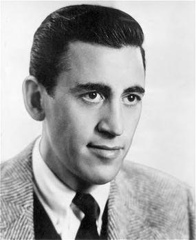 photo of young JD Salinger