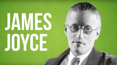 James Joyce picture