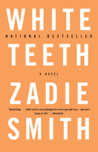 White Teeth book cover