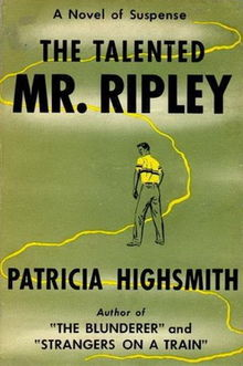 The Talented Mr. Ripley book cover
