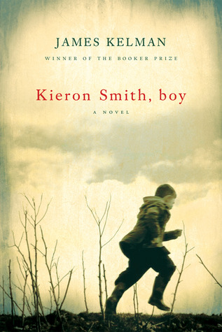 Kieron Smith, Boy book cover