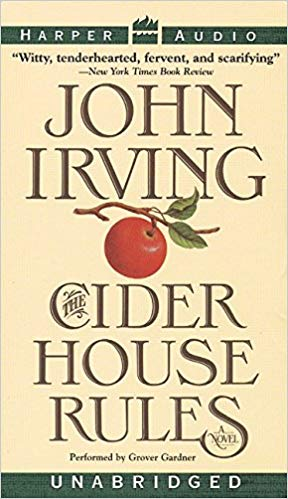 The Cider House Rules book cover